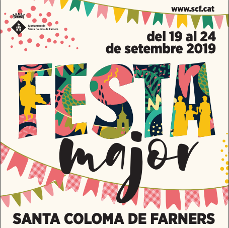 Festa Major de Santa Coloma de Farners 2019
